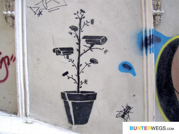 Street Art in Istanbul* auf BUNTERwegs.com