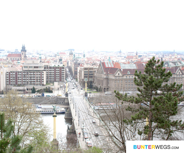 Prag, Tschechien auf bunterwegs.com
