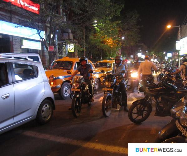 Indien* Kolkata macht einem das Ankommen nicht so einfach*