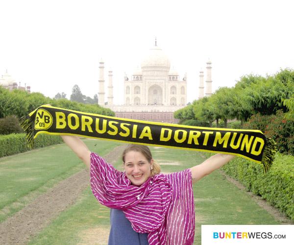 Indien* Mit Borussia Dortmund quer durch Indien*