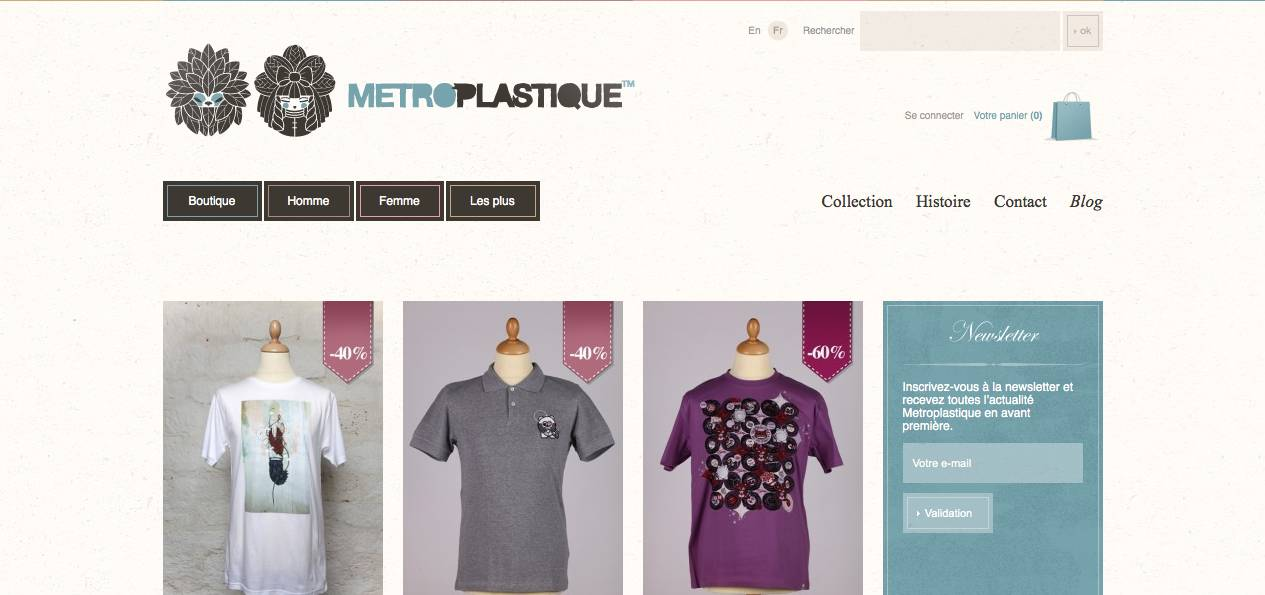 Metroplastique