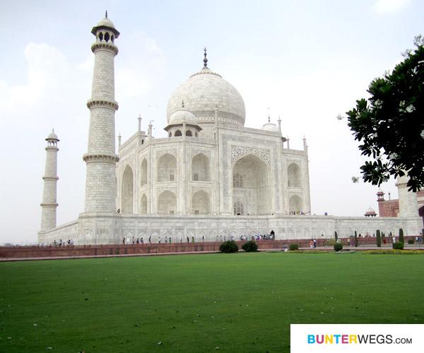 Indien* Das Taj Mahal in Agra