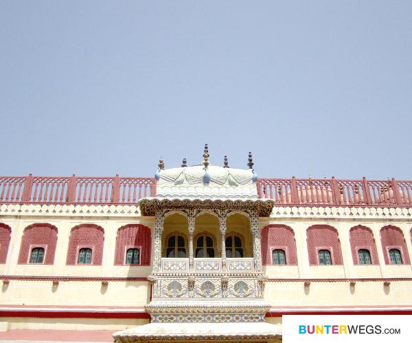 Indien* Jaipur - Pink City auf bunterwegs.com