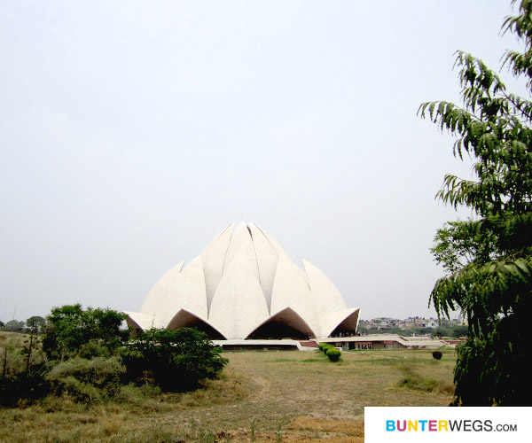 Lotus Tempel* in Delhi