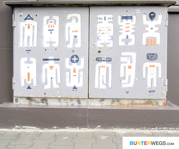 Street Art in Sofia, Bulgarien* auf BUNTERwegs.com