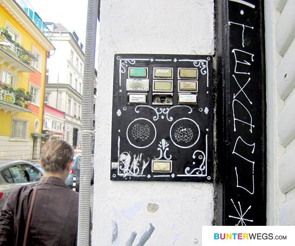 Türklingel in Sofia, Bulgarien* auf BUNTERwegs.com