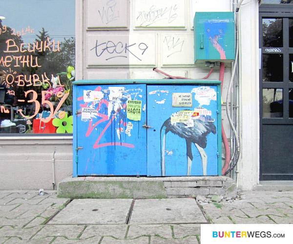 Den Kopf in den Boden stecken* auf BUNTERwegs.com