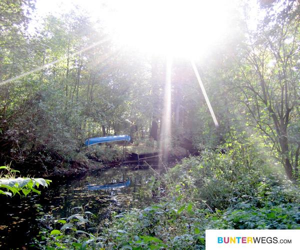 Entdeckung entlang des Alsterwanderweges * bunterwegs.com