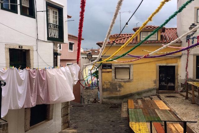Alfama, Lissabon * BUNTERwegs.com