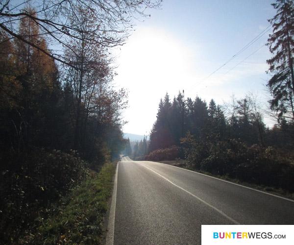 Unterwegs von Ceska Lipa nach Tupadly * BUNTERwegs.com