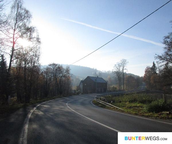 Zwischen Krasna Lipa und Novy Bor , Tschechien * BUNTERwegs.com