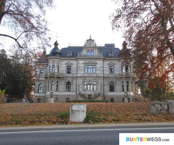 Ein wundervolles Haus in Ceska Lipa, Tschechien, BUNTERwegs.com