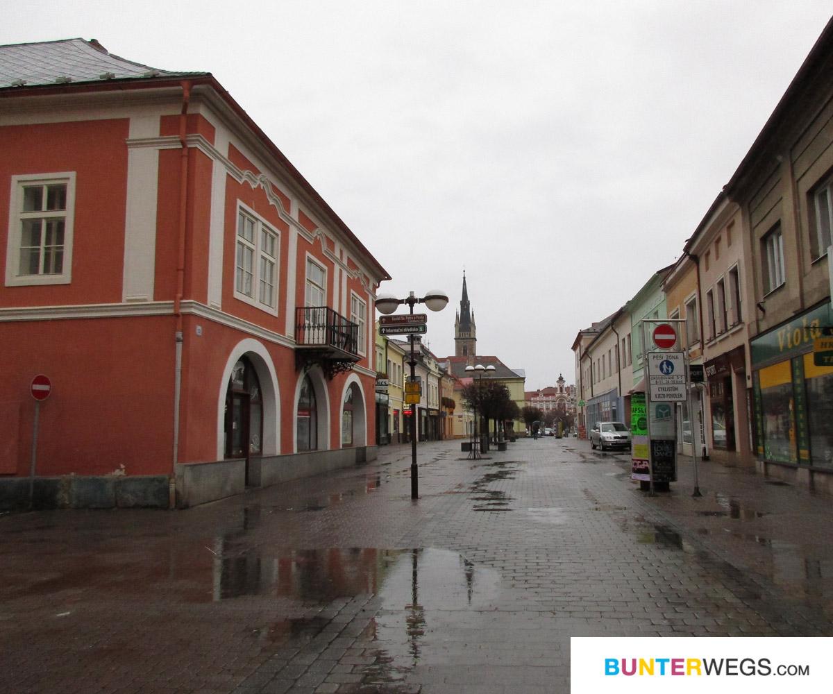 Čáslav, Tschechien * BUNTERwegs.com