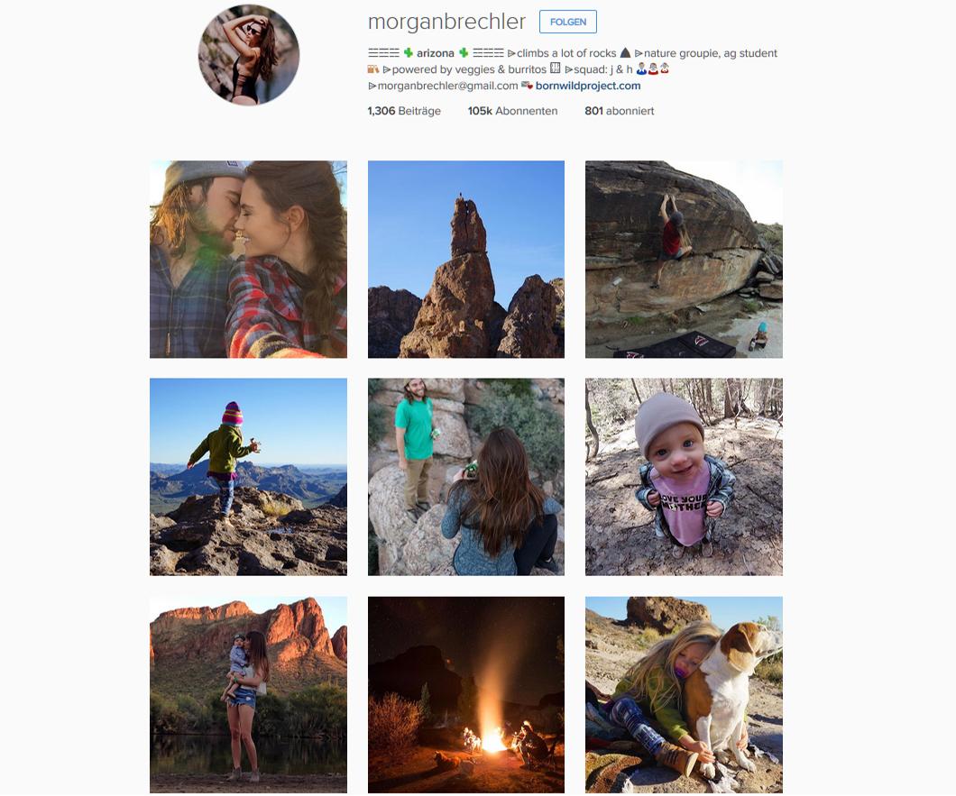 Morgan Brechler * Instagram