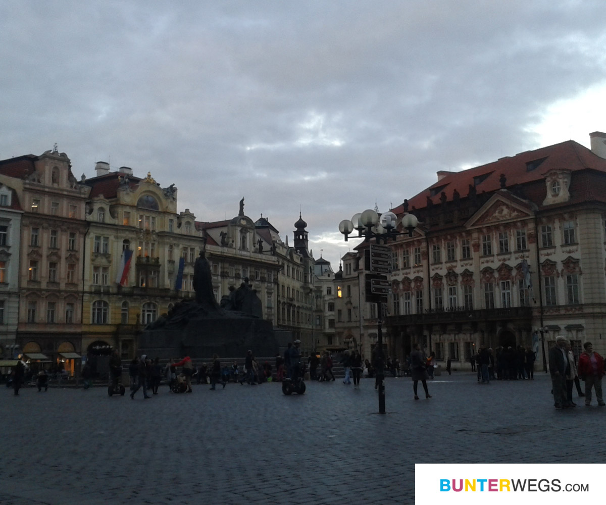 Prag, Tschechien * BUNTERwegs.com