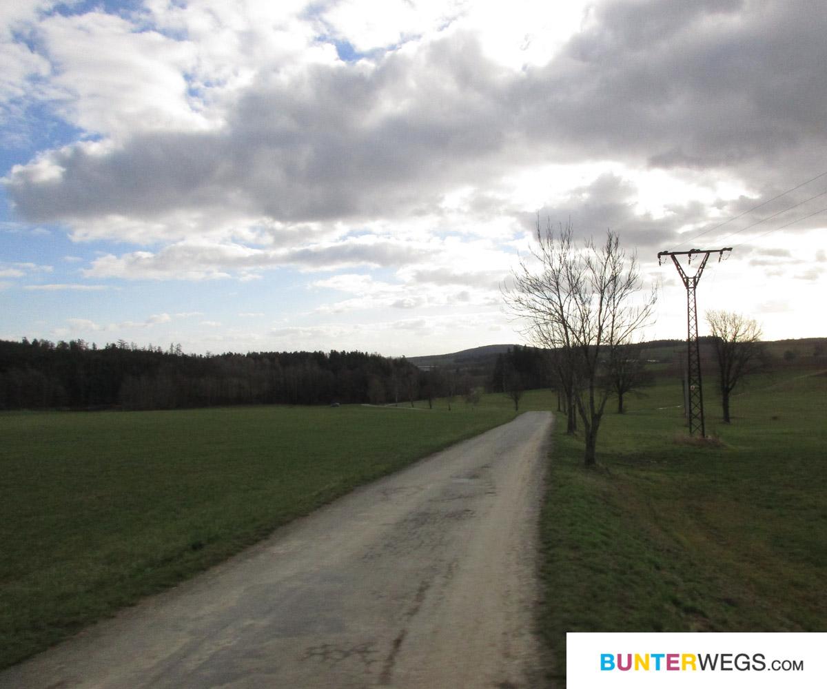 Von Zdar nach Bystrice, Tschechien * BUNTERwegs.com