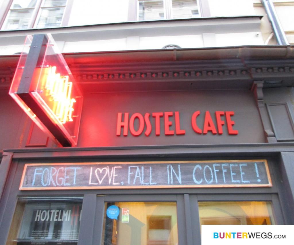 Hostel Mitte und Café Mitte in Brno (Brünn), Tschechien * BUNTERwegs.com