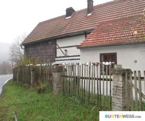 Zwischen Mělník und Nelahozeves , Tschechien * BUNTERwegs.com