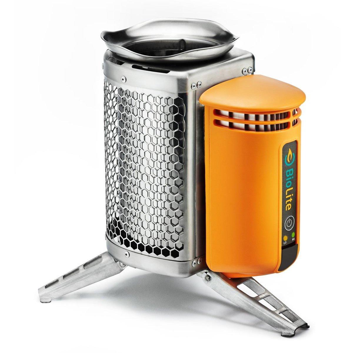 BioLite Camping Kocher mit USB Anschluss * BUNTERwegs der Outdoor Blog