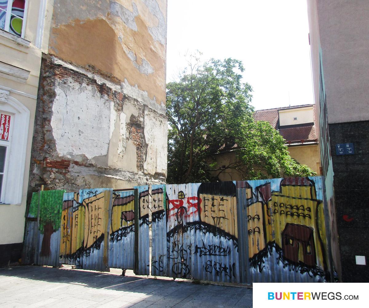 Bratislava, Slowakei * BUNTERwegs. Der Outdoor Blog für Frauen mit Liebe zum Wandern und zur Street Art