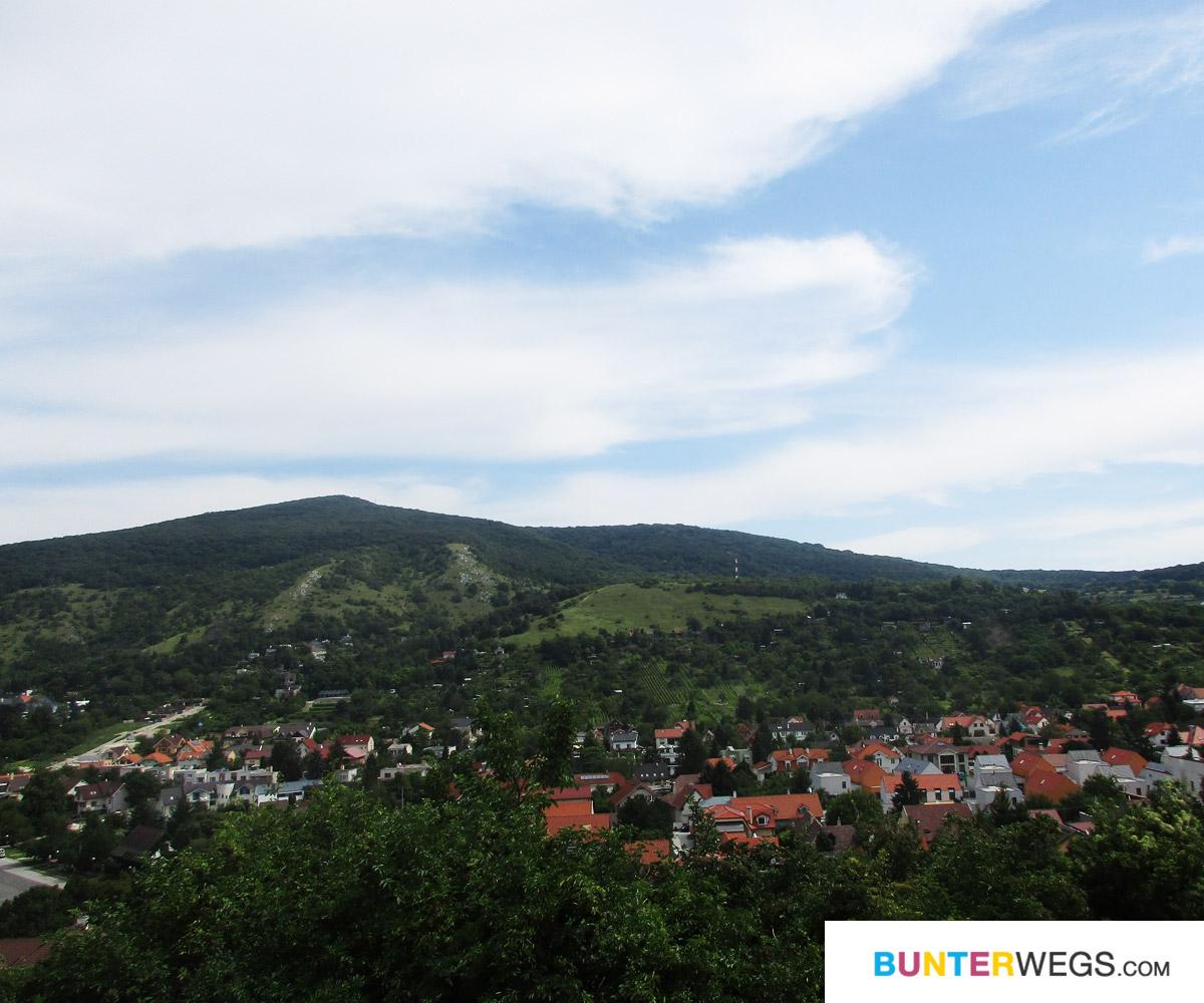 """Aussicht vom """"Schlosspark"""" - Devin Castle, Bratislava, Slowakei * BUNTERwegs. Der Outdoorblog für Frauen mit Liebe zum Wandern und zur Street Art"""