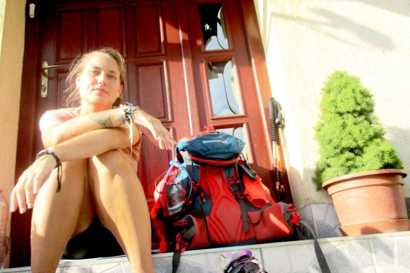 Jessie von BUNTERwegs. Der Outdoor Blog mit Liebe zum Wandern und zur Street Art