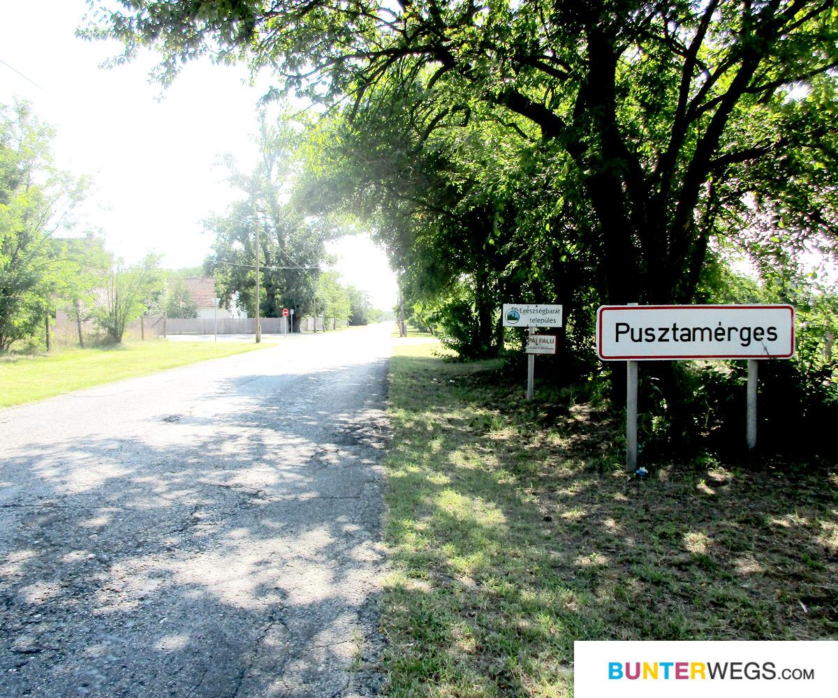 Von Kiskunmajsa nach Pusztamérges, Ungarn * BUNTERwegs. Der Outdoor Blog mit Liebe zum Wandern und zur Street Art