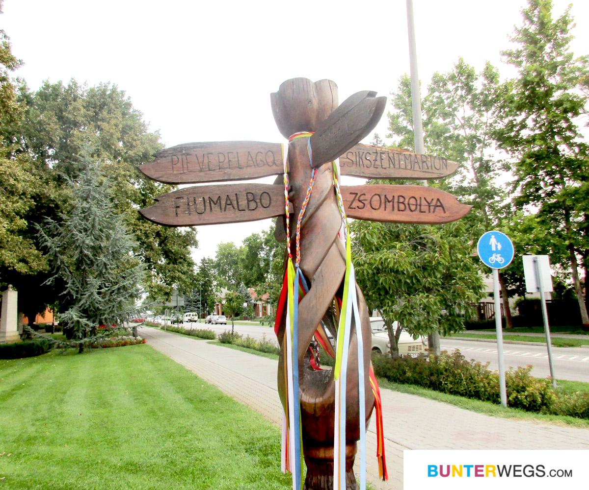 Mórahalom, Ungarn im August 2016 * BUNTERwegs. Der Outdoor Blog mit Liebe zum Wandern und zur Street Art
