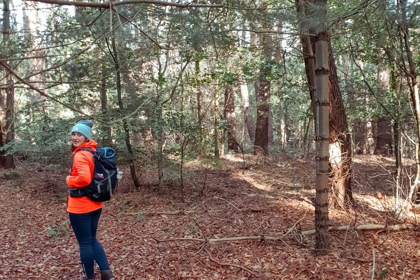 Jessie von BUNTERwegs * Hohe Mark * BUNTERwegs. Der Outdoor Blog und Abenteuer Reise Blog mit Liebe zum Wandern